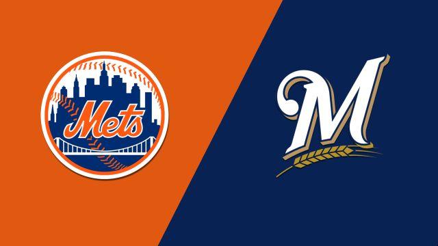 New York Mets vs. Milwaukee Brewers