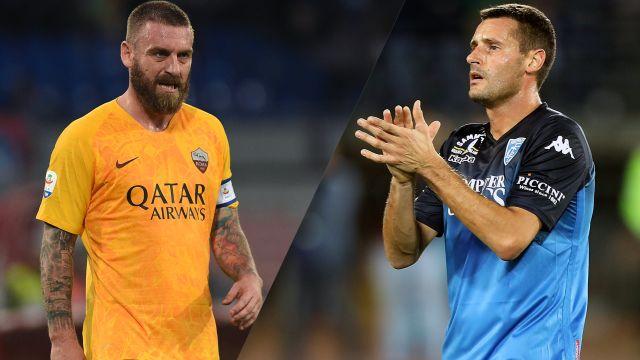 Roma vs. Empoli (Serie A)