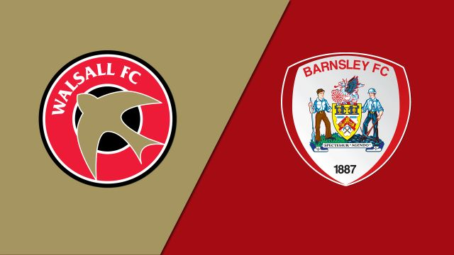 Walsall vs. Barnsley (English League One)