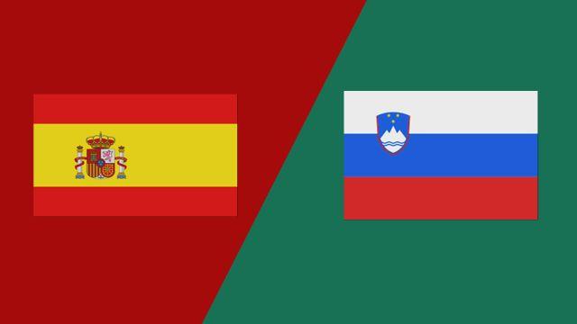 Spain vs. Slovenia (FIBA World Cup 2019 Qualifier)