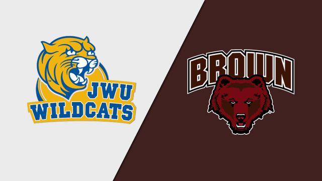 Johnson & Wales vs. Brown (W Basketball)
