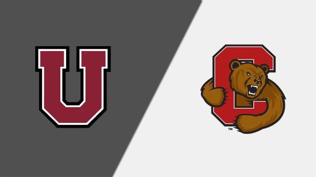 Union vs. #8 Cornell (M Hockey)