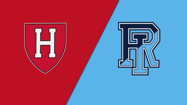 Harvard vs. Rhode Island (M Basketball)