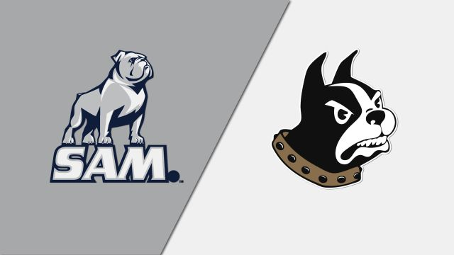 Samford vs. Wofford (M Basketball)