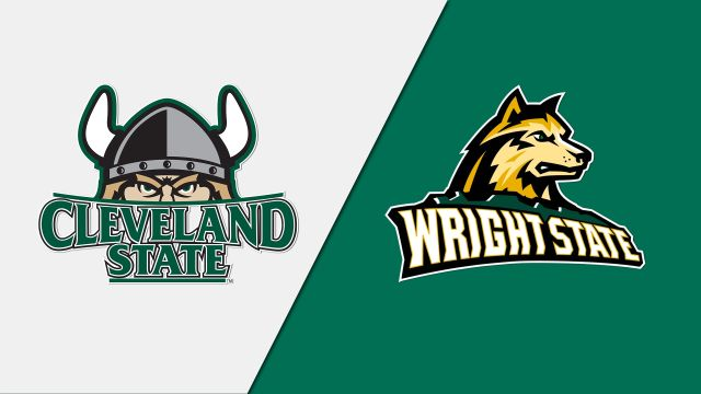Cleveland State vs. Wright State (M Basketball)