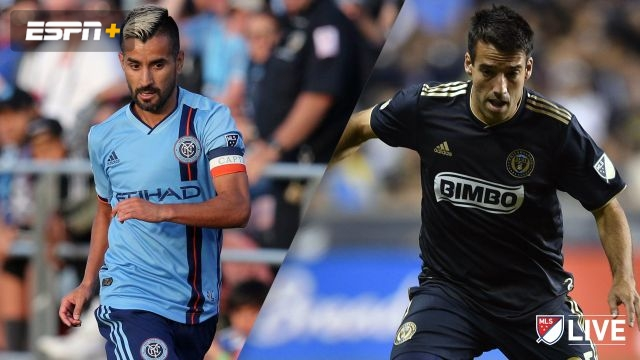 New York City FC vs. Philadelphia Union (MLS)