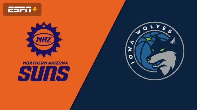 Northern Arizona Suns vs. Iowa Wolves