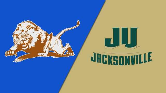 Florida Memorial vs. Jacksonville (M Basketball)