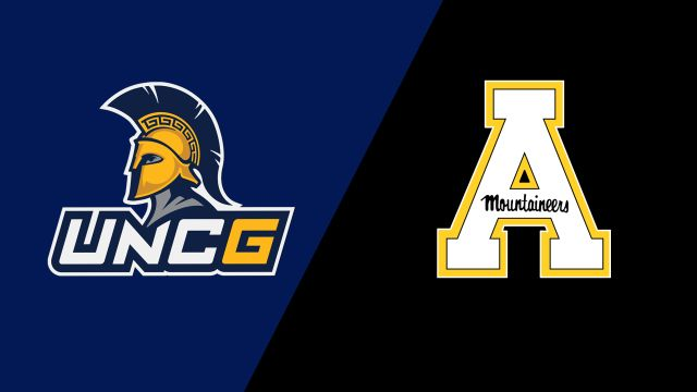 UNC Greensboro vs. Appalachian State (W Basketball)