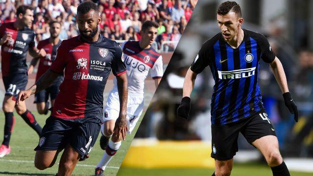 Cagliari vs. Internazionale (Serie A)