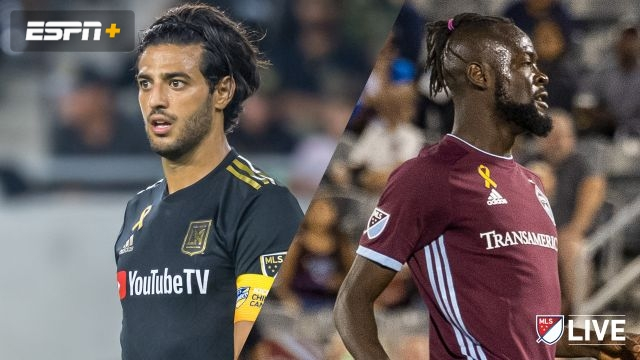 LAFC vs. Colorado Rapids (MLS)