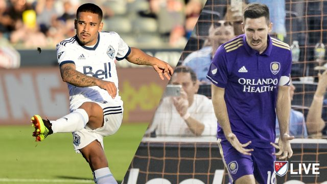 Vancouver Whitecaps FC vs. Orlando City SC