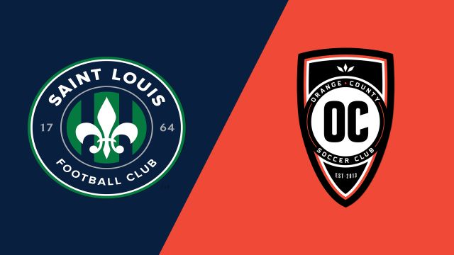 Saint Louis FC vs. Orange County SC