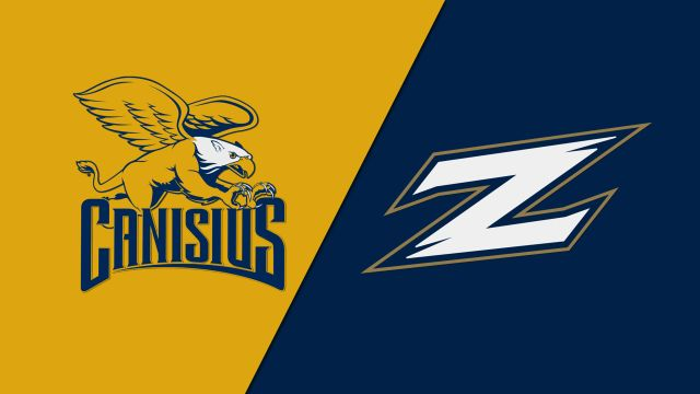 Canisius vs. Akron (W Basketball)