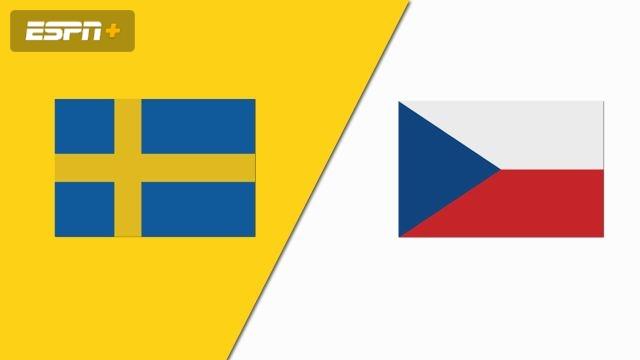 Sweden vs. Czech Republic (Group Phase) (FIBA Women's EuroBasket 2019)