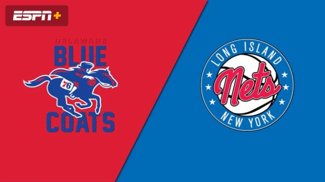 Delaware Blue Coats vs. Long Island Nets