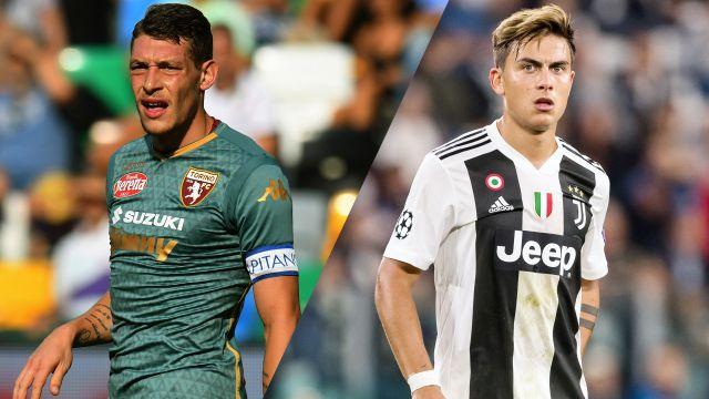 Torino vs. Juventus