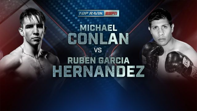 Top Rank Boxing on ESPN: Conlan vs. Vue Weigh-In