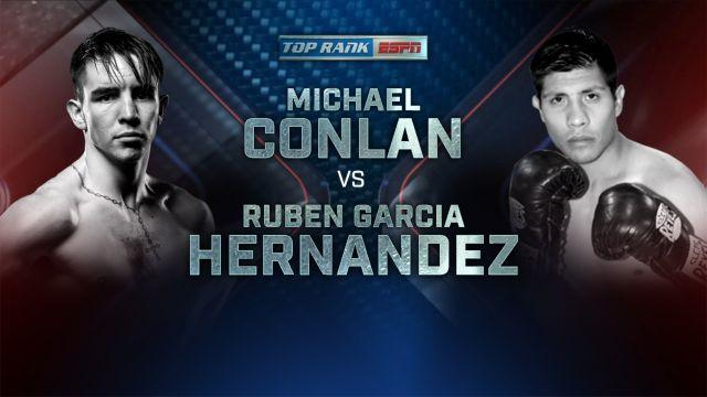Conlan vs. Hernandez Weigh-In