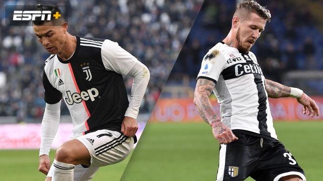 Juventus vs. Parma (Serie A)