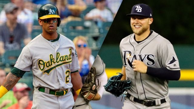 Oakland Athletics vs. Tampa Bay Rays