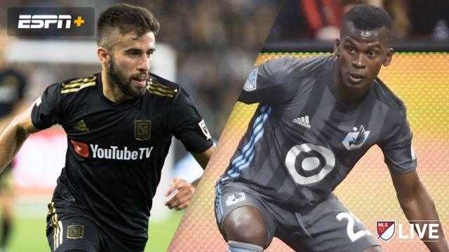 LAFC vs. Minnesota United FC (MLS)
