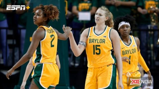 Baylor vs. Oklahoma State (W Basketball)