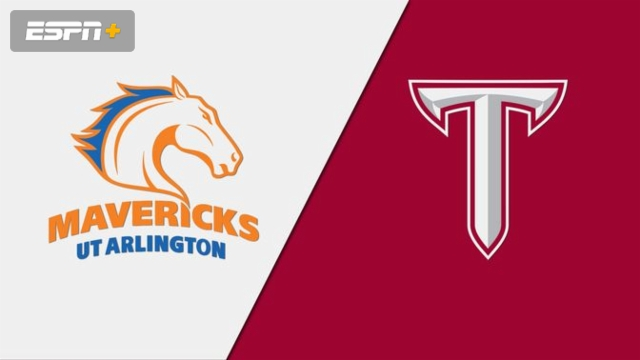 UT Arlington vs. Troy (M Basketball)