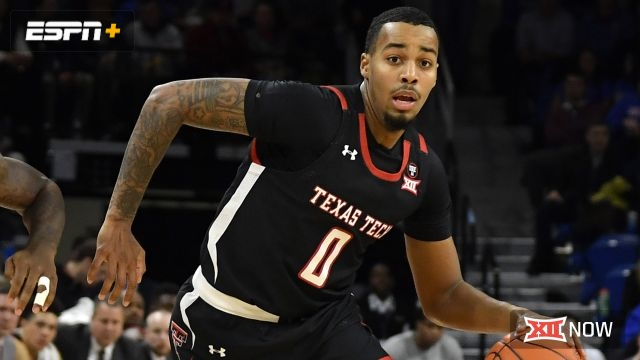 #18 Texas Tech vs. TCU (M Basketball)