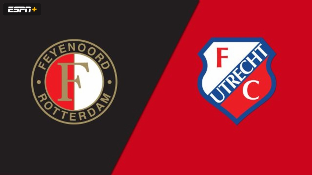 Feyenoord vs. FC Utrecht (Eredivisie)