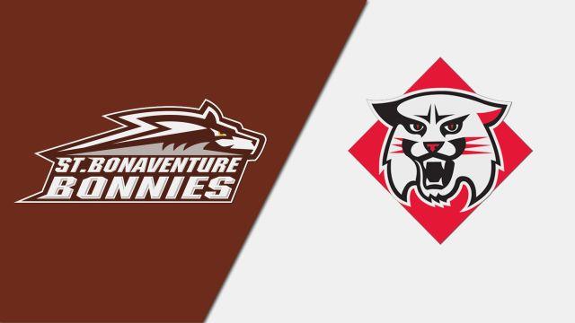St. Bonaventure vs. Davidson (W Lacrosse)