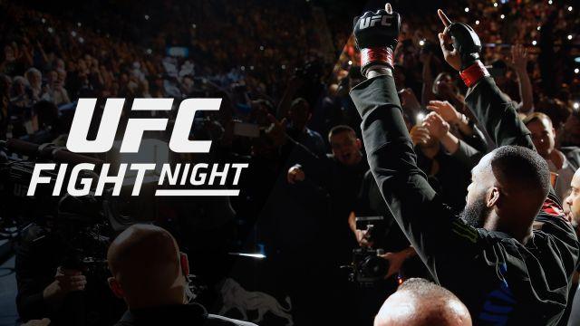 UFC Fight Night Post Show
