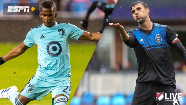Minnesota United FC vs. San Jose Earthquakes (MLS)