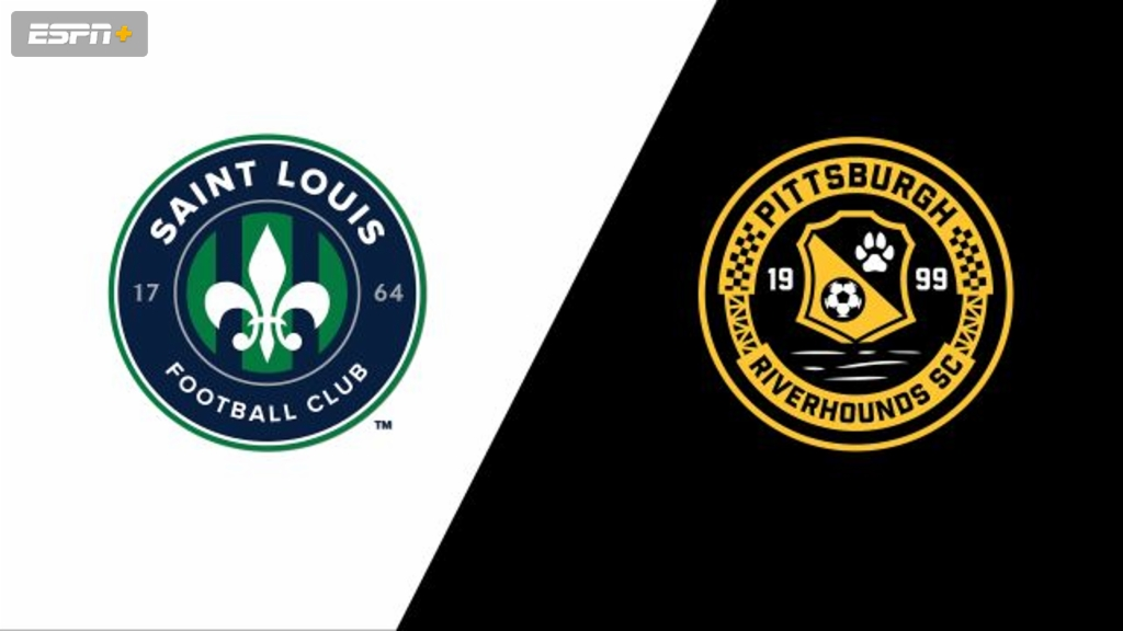Saint Louis FC vs. Pittsburgh Riverhounds SC (USL Championship)