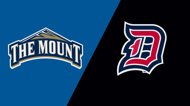 Mt. St. Mary's vs. Duquesne (W Basketball)