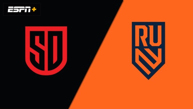 San Diego Legion vs. Rugby United New York