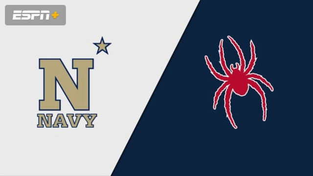 Navy vs. #17 Richmond (M Lacrosse)