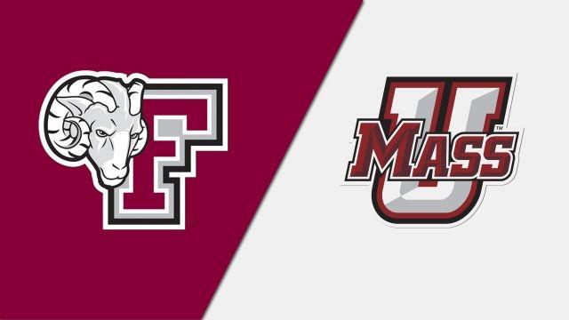 Fordham vs. UMass (Softball)