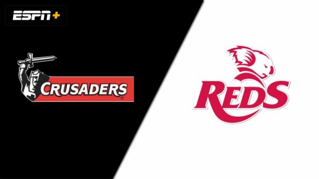 Crusaders vs. Reds (Super Rugby)