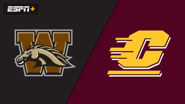 Western Michigan vs. Central Michigan (W Basketball)