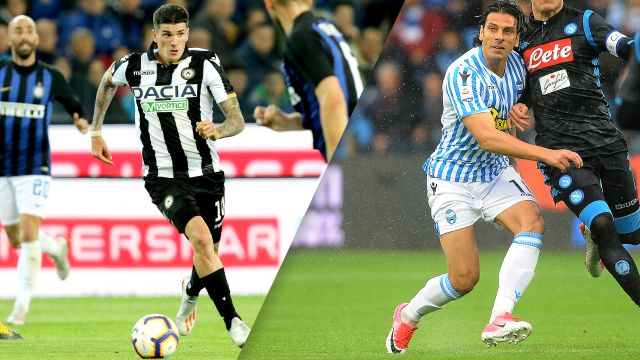 Udinese vs. SPAL (Serie A)