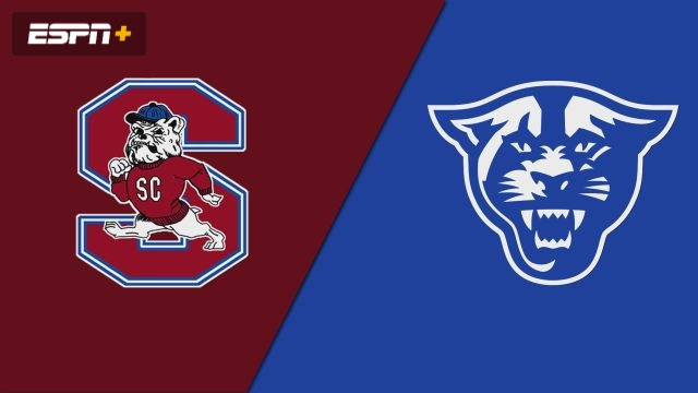South Carolina State vs. Georgia State (W Basketball)
