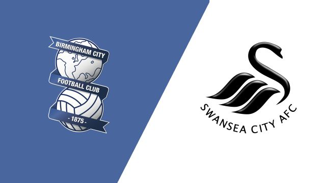 Birmingham City vs. Swansea City (English League Championship)