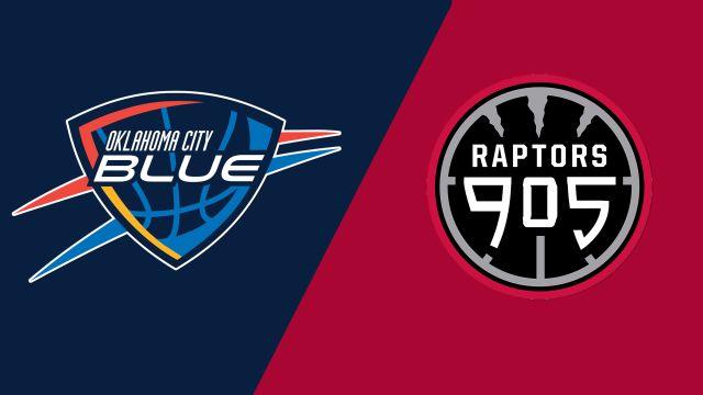 Oklahoma City Blue vs. Raptors 905