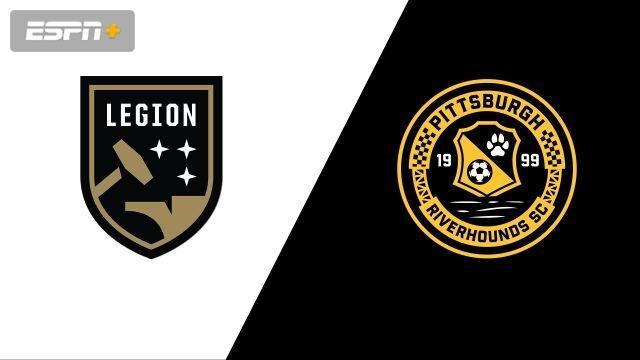 Birmingham Legion FC vs. Pittsburgh Riverhounds SC (USL Championship)