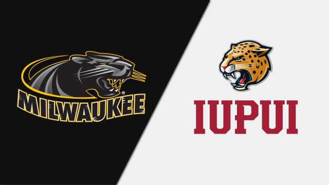 Milwaukee vs. IUPUI (M Basketball)