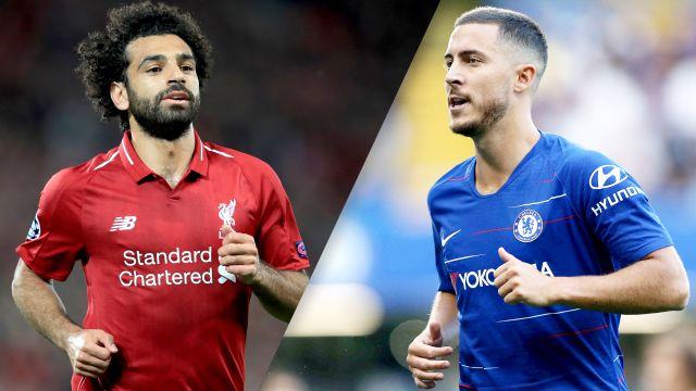 Liverpool vs. Chelsea (Round #3)