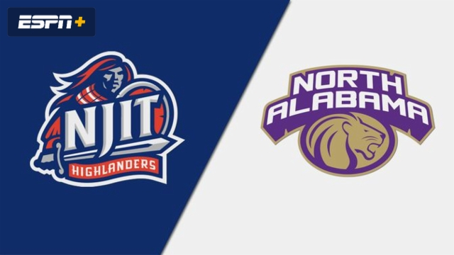 NJIT vs. North Alabama (W Basketball)