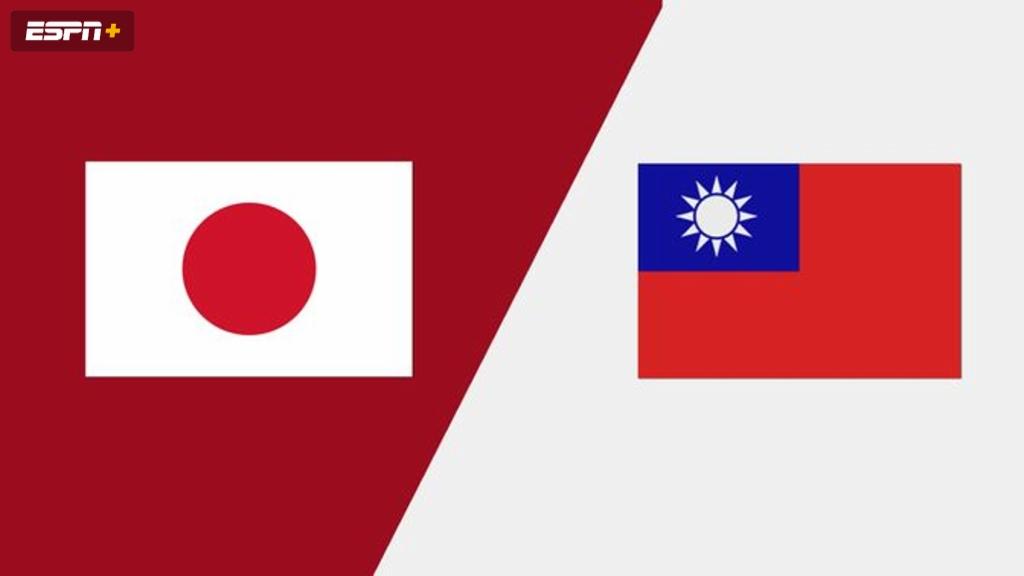 Japan vs. Chinese Taipei