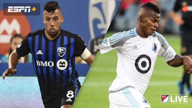 Montreal Impact vs. Minnesota United FC (MLS)